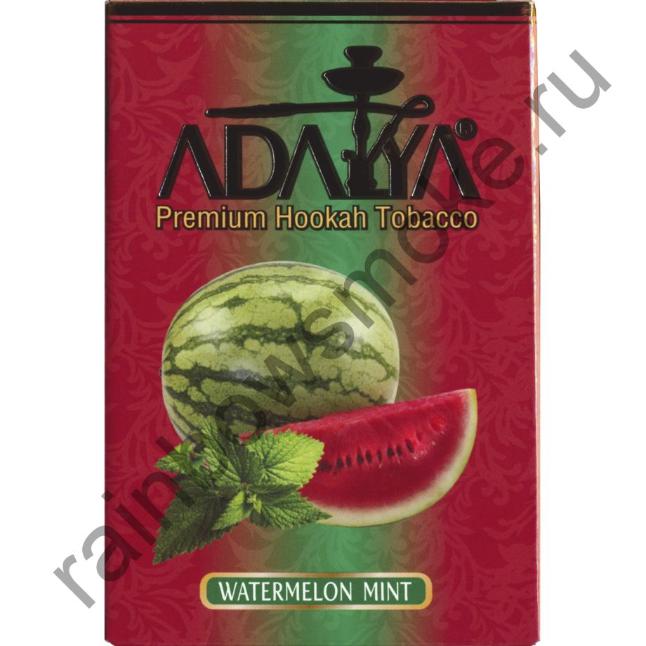 Adalya 50 гр - Watermelon-Mint (Арбуз с Мятой)