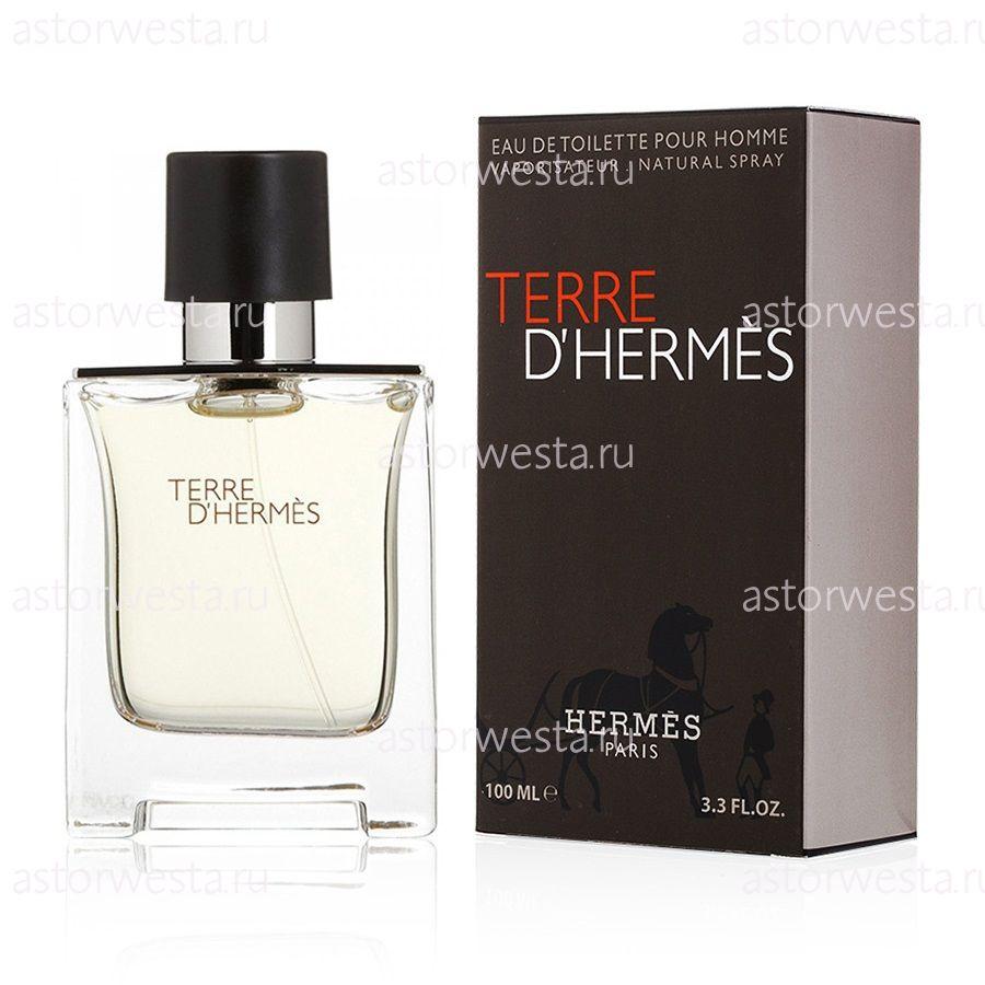 Туалетная вода Hermes Terre D`Hermes, 100 мл (ПОД ЗАКАЗ)