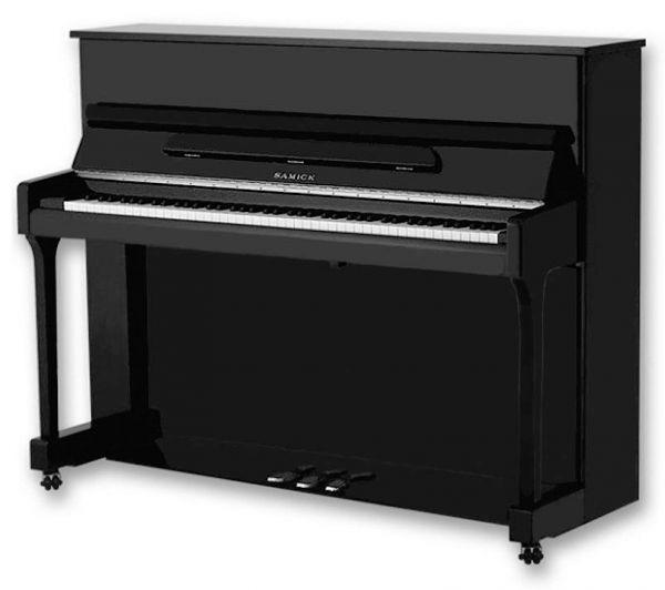 Пианино SAMICK JS115D/EBHP