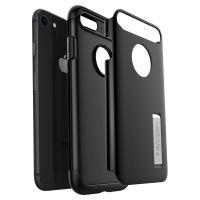 Чехол Spigen Slim Armor для iPhone 8 черный