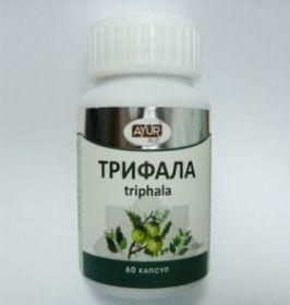 ТРИФАЛА  60 капс (AYURPLUS)