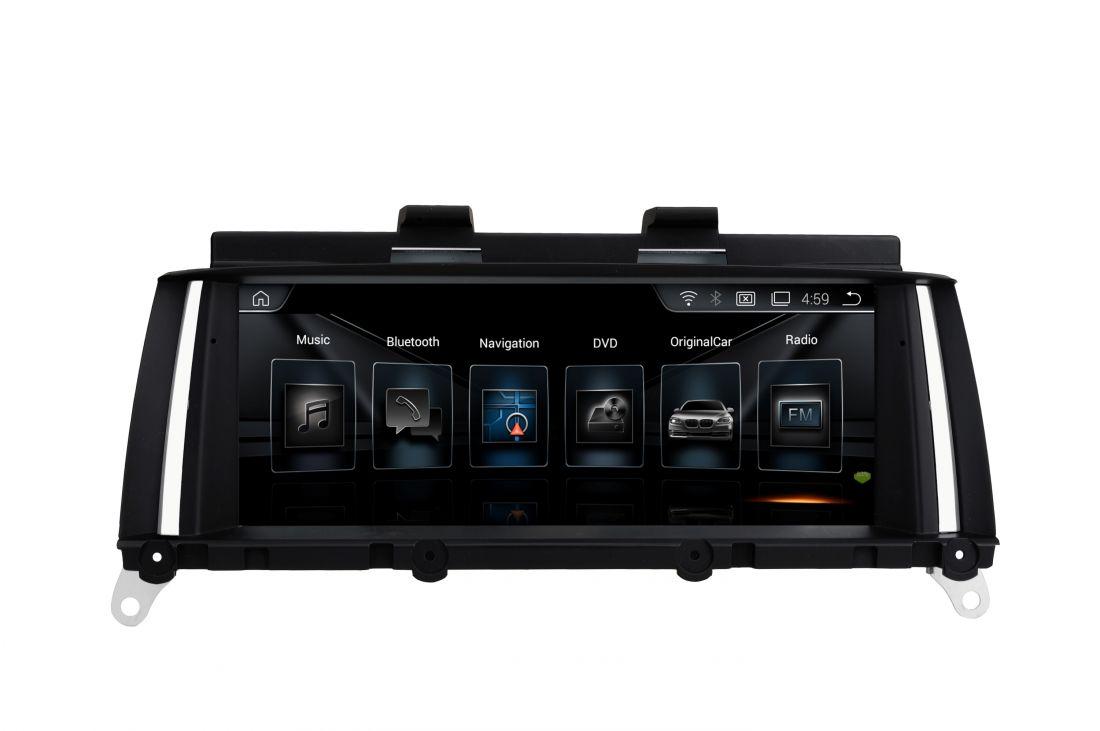"""Монитор RDL-8223 NBT для BMW X3/Х4 серии, F25/F26 (2013-2017) Android 9 , 8.8"""" дюймов"""