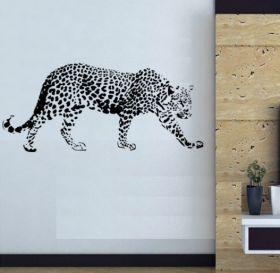 """Cтикер """"леопард"""" 2"""