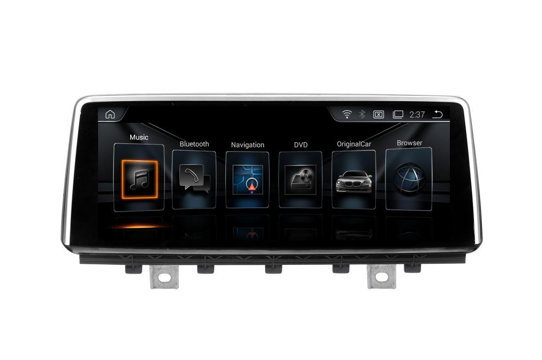 "Radiola NAV-RDL-8235 Магнитола BMW X5 серии F15 (2014-2017) Android, 10.25"" дюймов"