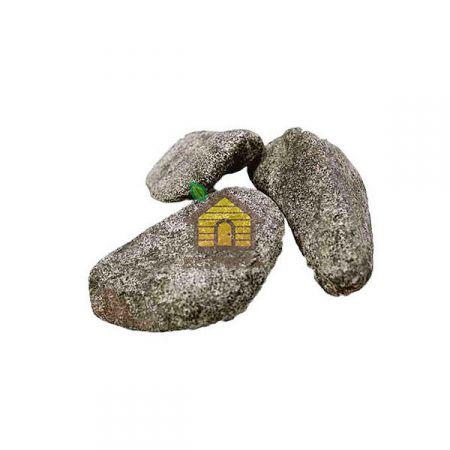 Хромит для сауны, обвалованный, ведро 10 кг