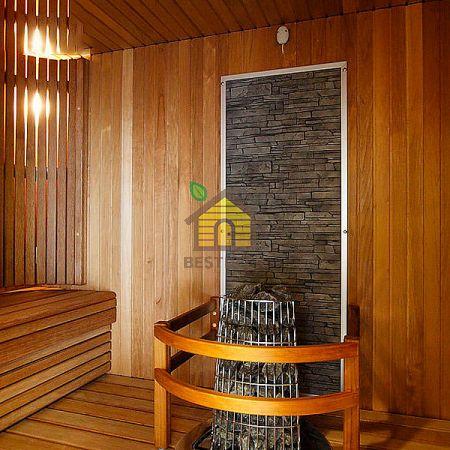 Декоративная панель 534х2040х15 мм «Harvia» SAC 20050H керамика