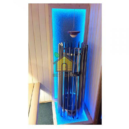 Декоративное панно с подсветкой Элегия, основание, 565х565 мм