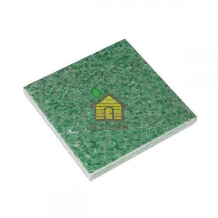 Плитка жадеит 300*300*10 мм для бани и сауны