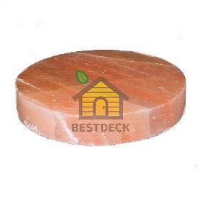 Соляной диск 300*50 мм с бордюром