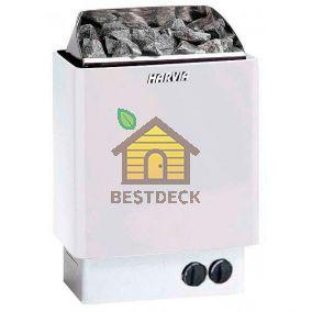 Электрическая печь для сауны Harvia Trendi KIP 45 Steel