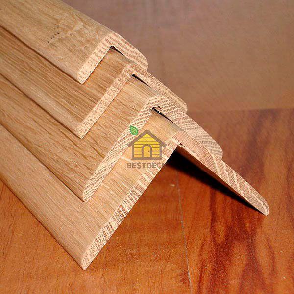 Уголок дубовый (Ширина: 50 мм.)