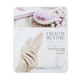 MISSHA HOME ESTHETIC PARAFFIN TREATMENT HAND MASK - парафиновая маска для рук