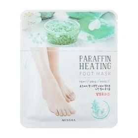MISSHA HOME ESTHETIC PARAFFIN TREATMENT FOOT MASK - парафиновая маска для ног