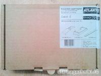 Адаптеры для багажника Volkswagen Passat B8 (4-dr sedan) 16-..., Атлант, артикул 7212