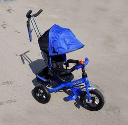 Детский трехколесный велосипед Trike 12 синий