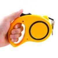 Рулетка - поводок для собак с механическим блокиратором длины RETRACTABLE DOG LEASH, 5 м (2)