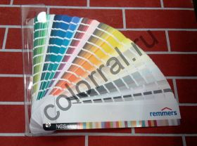 NCS INDEX 1950 - каталог цветов (обложка Remmers)