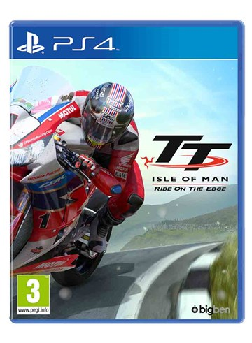 Игра TT Isle of Man : Ride On The Edge (PS4)
