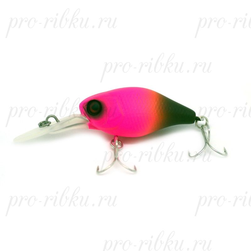 Воблер JACKALL DIVING CHUBBY 38 Pink Pellet