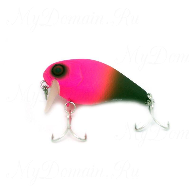 Воблер JACKALL CHUBBY 38F SSR Pink Pellet