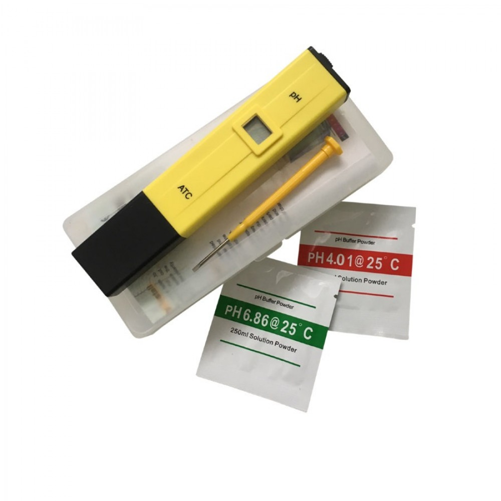 РН-метр 009(i) , Диапазон измерения pH: 0.00 – 14.00.