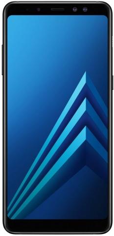 Samsung Galaxy A8+ (черный)