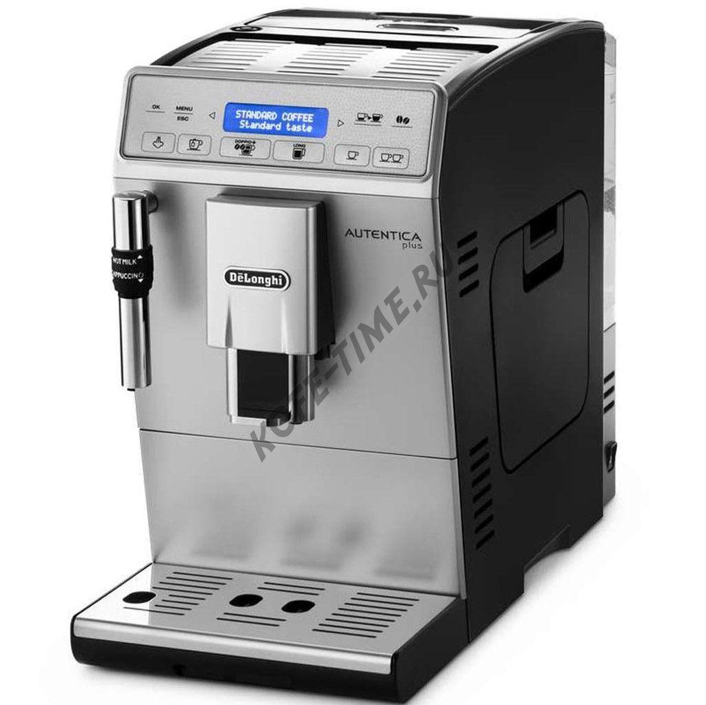 Кофемашина DeLonghi ETAM 29.620 SB Autentica