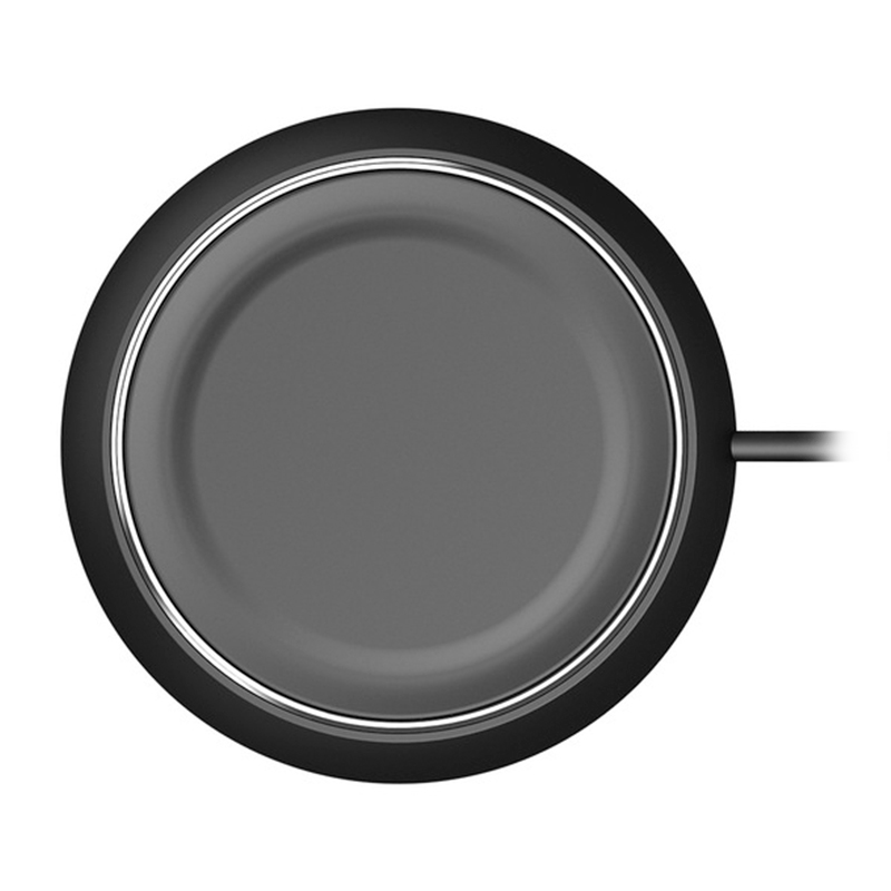 Беспроводное зарядное устройство Rock W5 Wireless charger черное