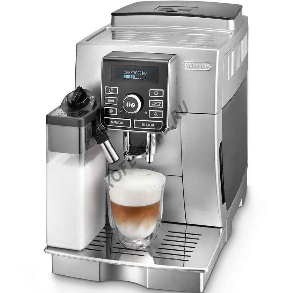 Кофемашина DeLonghi ECAM 25.462 S