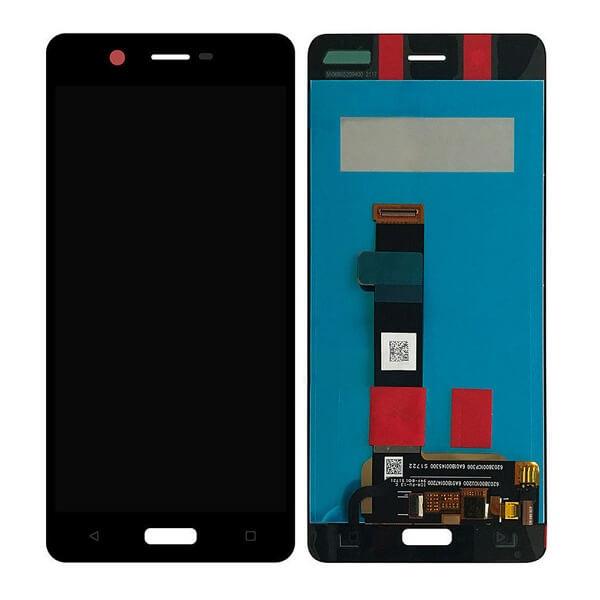Дисплей в сборе с сенсорным стеклом для Nokia 5 (TA-1053)