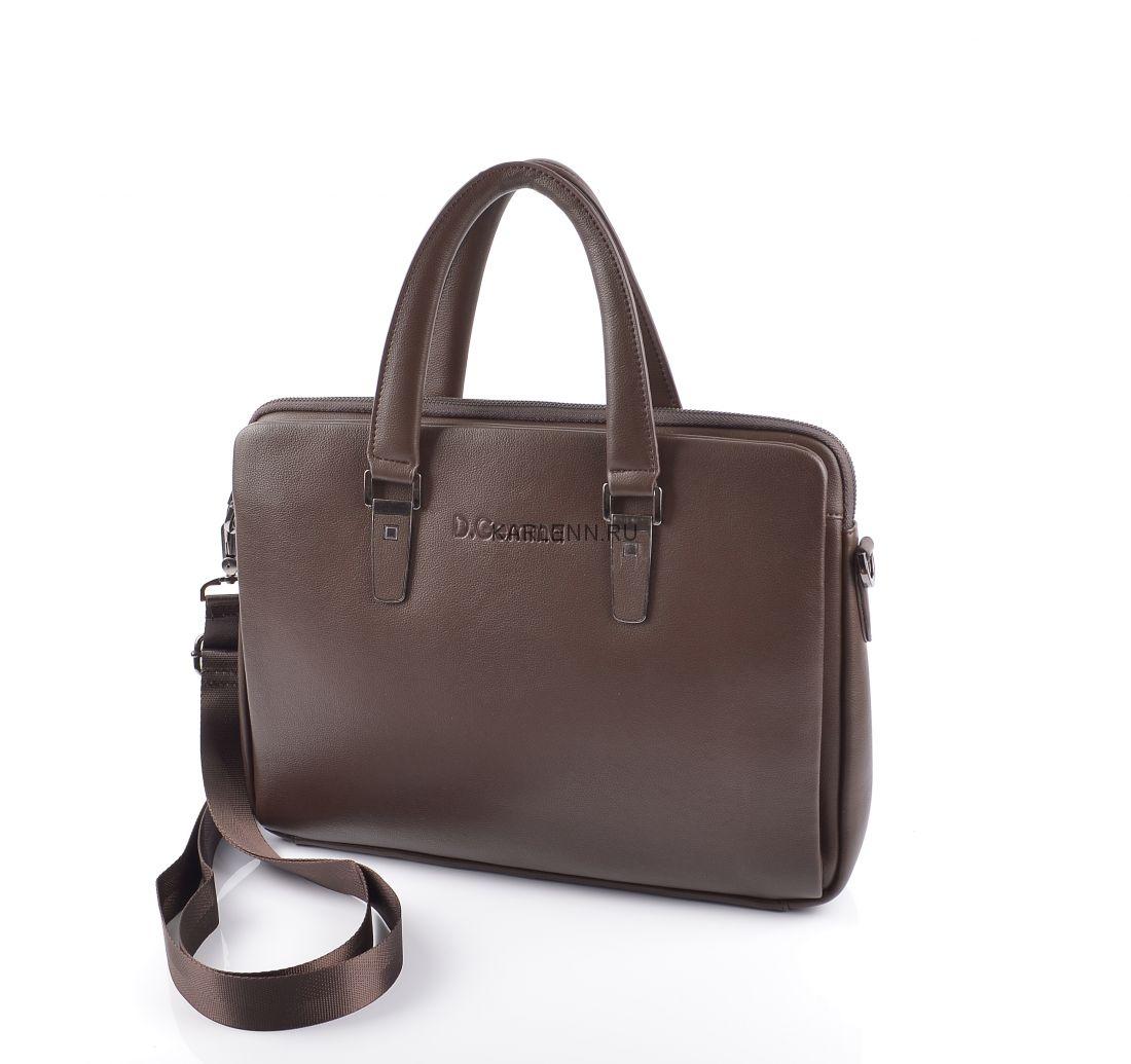 Мужская сумка D.Gemma (328 коричневая)