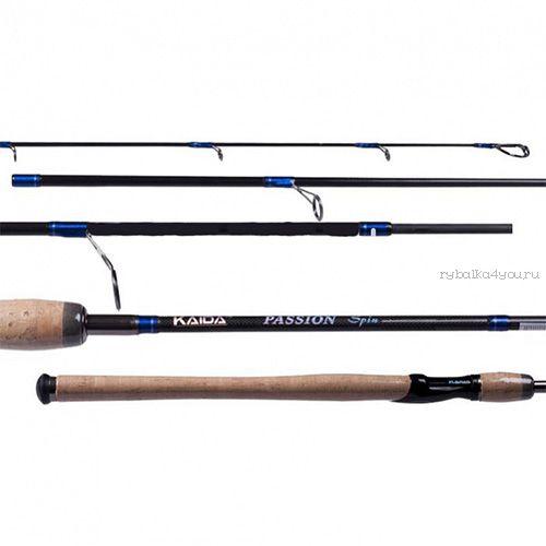 Купить Спиннинг Kaida Passion 2,4 м / тест 10-30 гр арт: 121-240