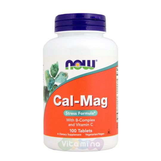Cal-Mag Caps (Кал-Маг) 100 табл