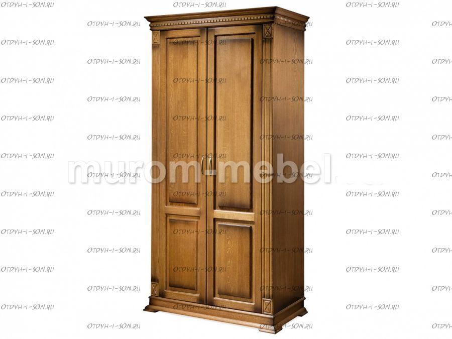 Шкаф 2-дверный Флоренция-1