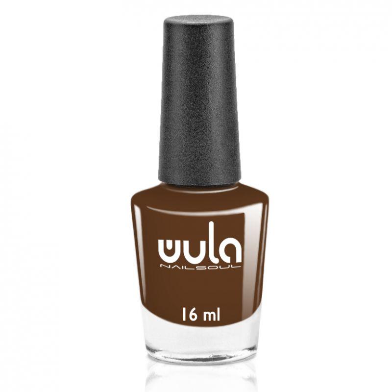 """WULA nailsoul Лак для ногтей, тон 07 """"Кофе"""""""