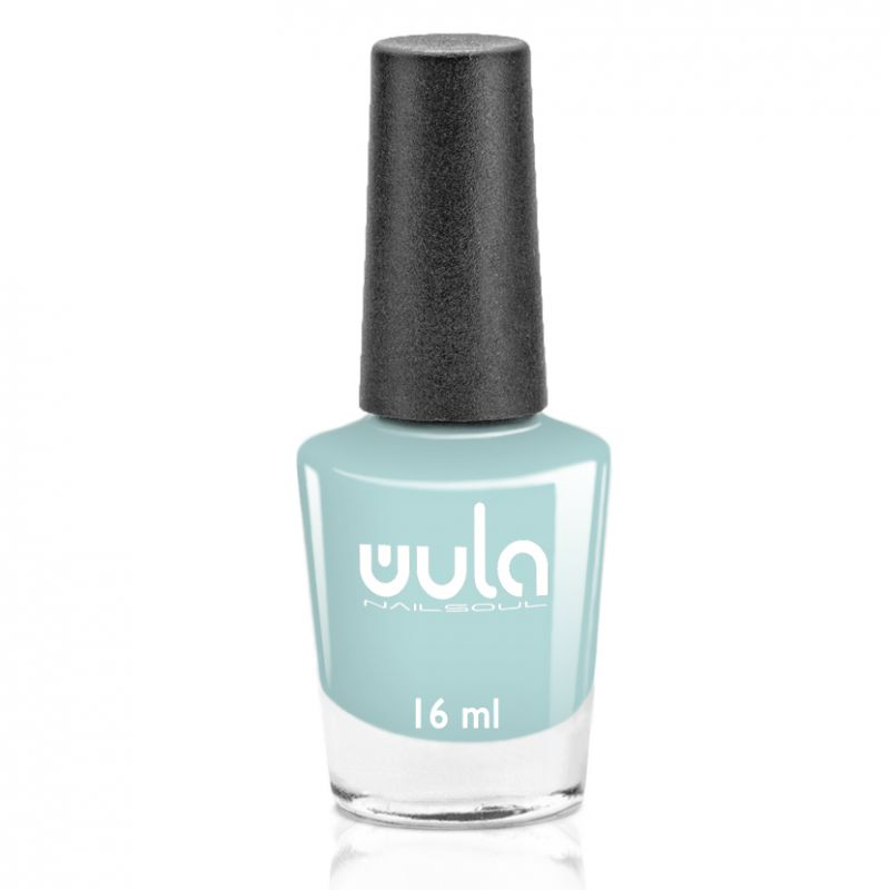 "WULA nailsoul Лак для ногтей, тон 40 ""Голубой"""