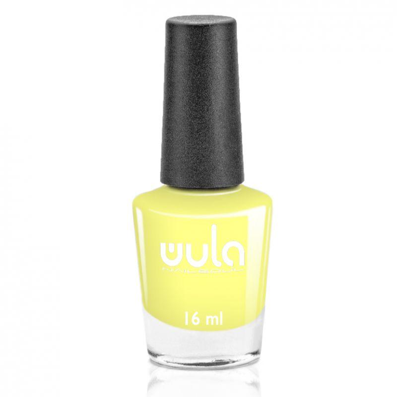"""WULA nailsoul Лак для ногтей, тон 41 """"Нежно-желтый"""""""