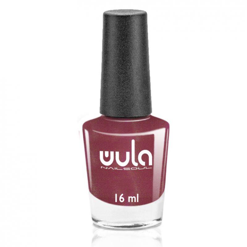 """WULA nailsoul Лак для ногтей, тон 83 """"Медный с шиммером"""""""