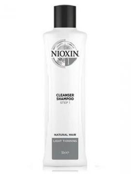 Nioxin 3D System 1 Шампунь очищающий Система 1 new