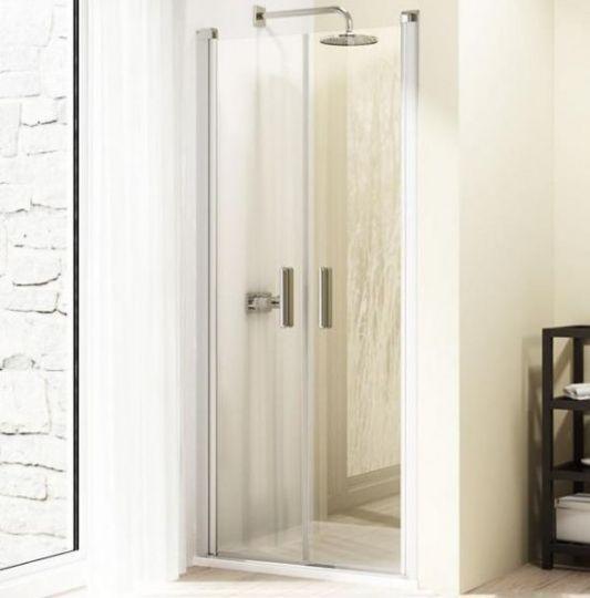 Huppe Design elegance Дверь, открывающаяся вовнутрь и наружу, для ниши 8E13