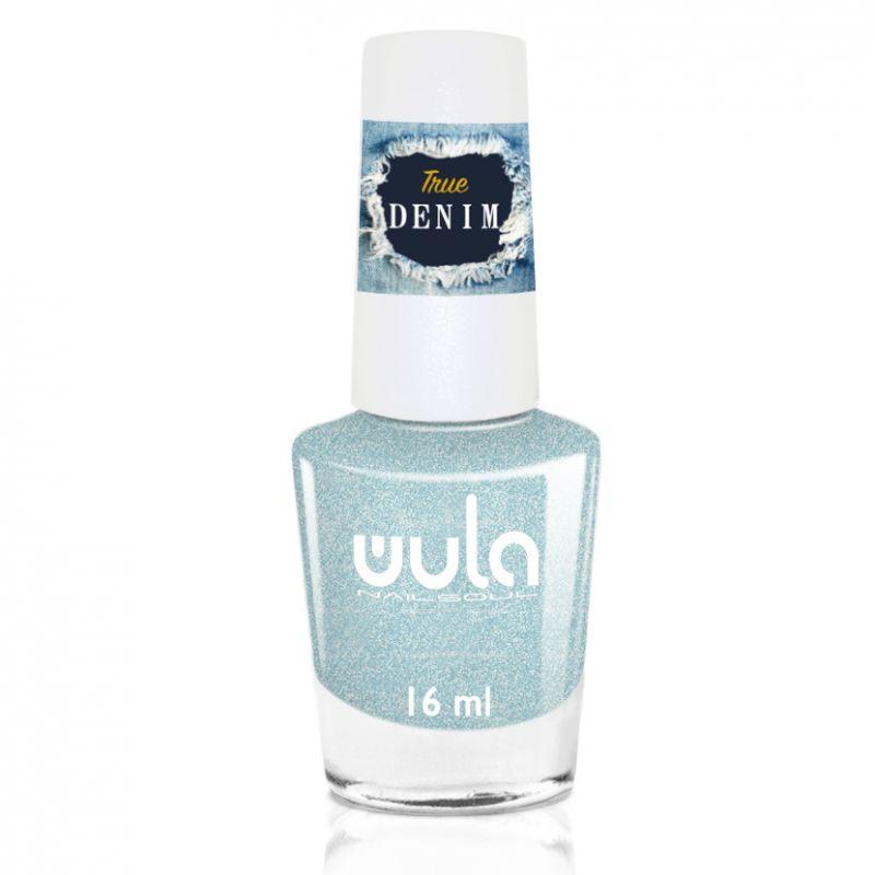 WULA nailsoul Лак для ногтей True denim, тон 900