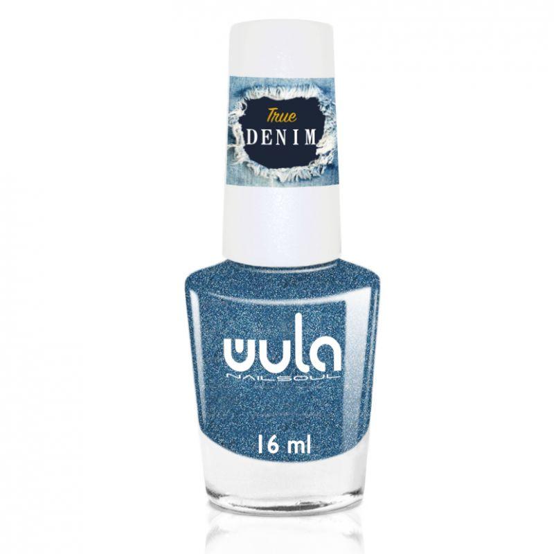 WULA nailsoul Лак для ногтей True denim, тон 902