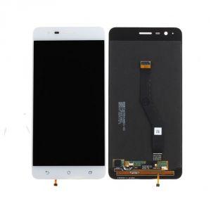 LCD (Дисплей) Asus ZE553KL ZenFone 3 Zoom (в сборе с тачскрином) (white) Оригинал