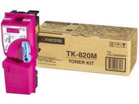 Картридж лазерный Kyocera TK-820M