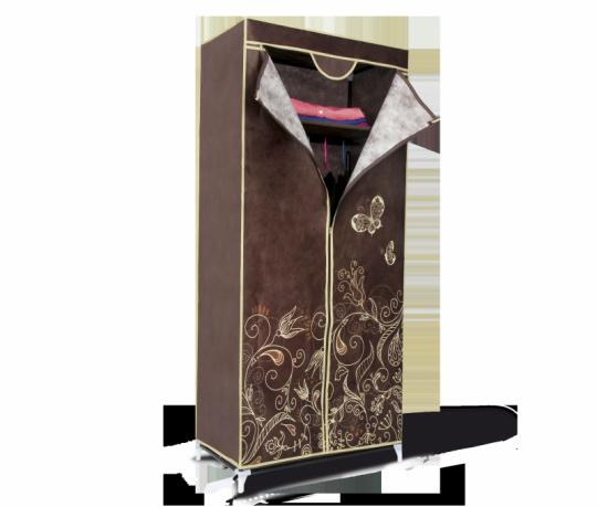 Вешалка-гардероб с чехлом Sheffilton SHT-WR2012-1