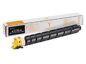 Тонер-картридж Kyocera TK-8525Y желтый оригинальный