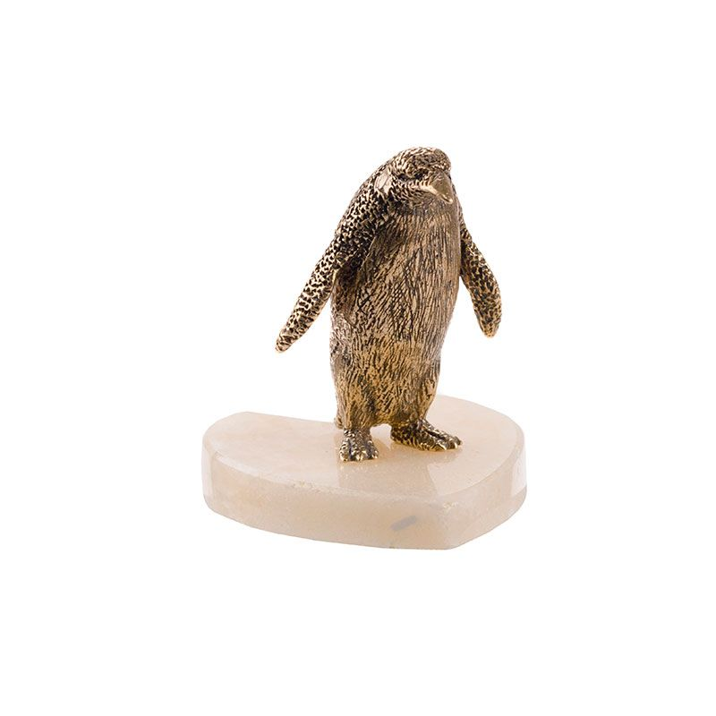 """Статуэтка """"Пингвин"""" на подставке"""