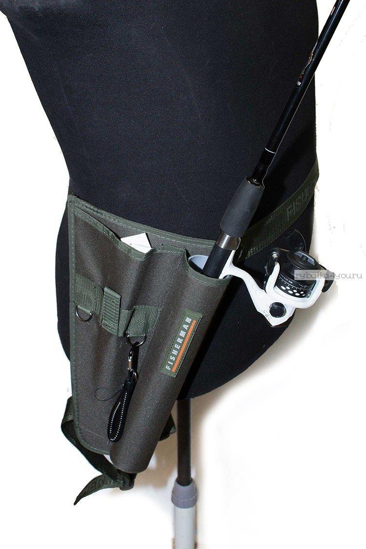 Купить Поясная и нагрудная сумка Fisherman/ Артикул: Ф381 с тубусом