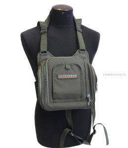 Поясная и нагрудная сумка Fisherman/ Артикул: Ф57