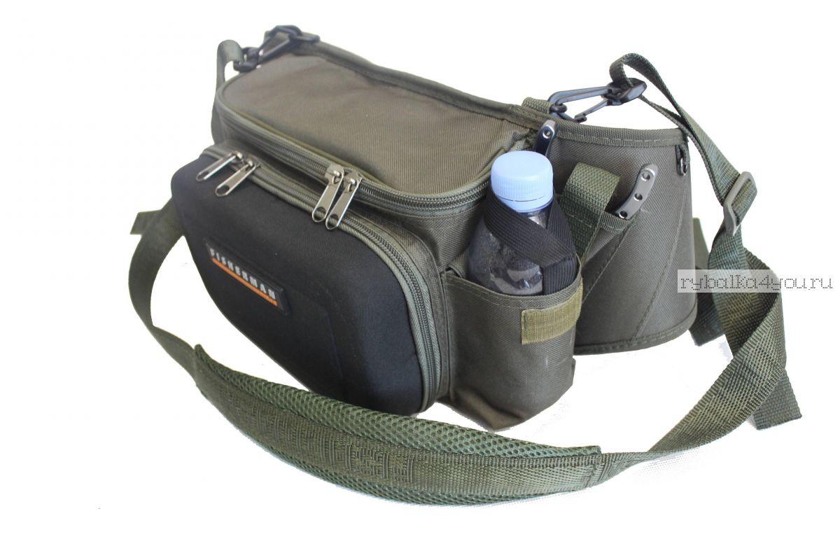 Купить Поясная и нагрудная сумка Fisherman/ Артикул: Ф60
